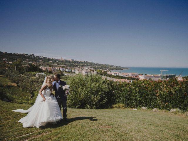 Il matrimonio di Nico e Chiara a Vasto, Chieti 61
