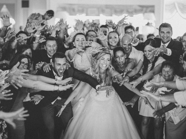 Il matrimonio di Nico e Chiara a Vasto, Chieti 93