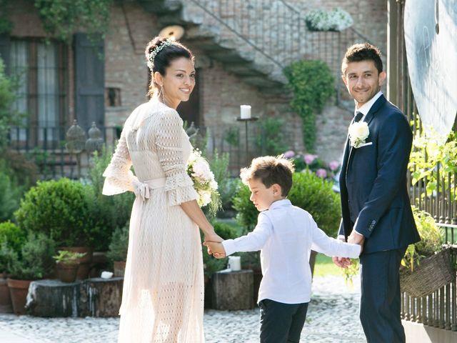Il matrimonio di Mauro e Anna a Carate Brianza, Monza e Brianza 17