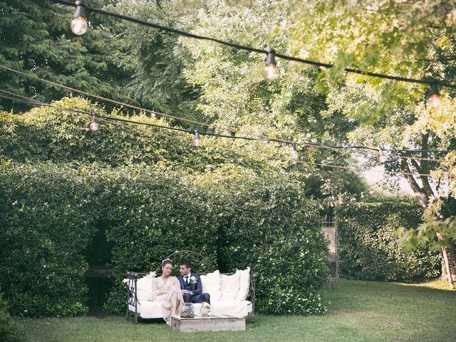 Il matrimonio di Mauro e Anna a Carate Brianza, Monza e Brianza 32