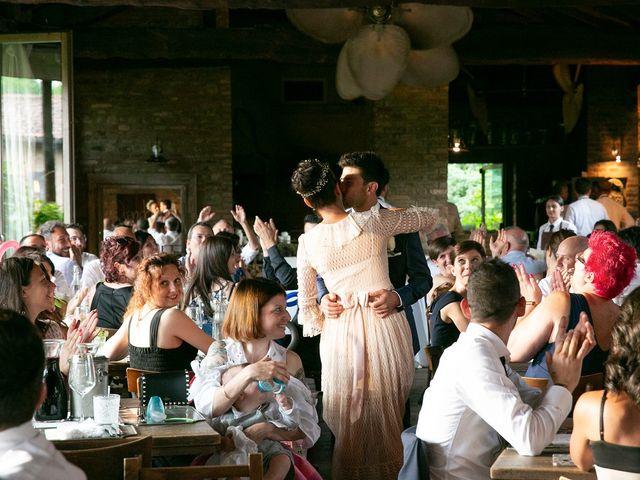 Il matrimonio di Mauro e Anna a Carate Brianza, Monza e Brianza 35