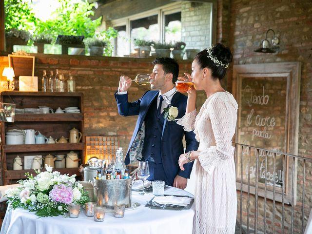 Il matrimonio di Mauro e Anna a Carate Brianza, Monza e Brianza 36