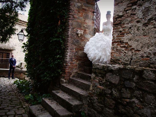 Il matrimonio di Marco e Adriana a Monselice, Padova 9