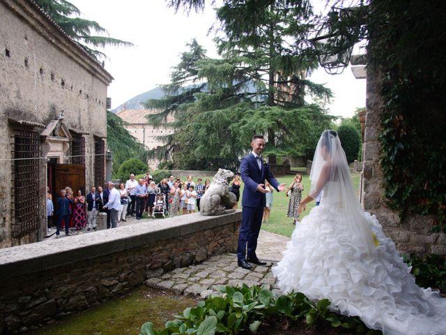 Il matrimonio di Marco e Adriana a Monselice, Padova 8