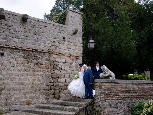 Il matrimonio di Marco e Adriana a Monselice, Padova 7