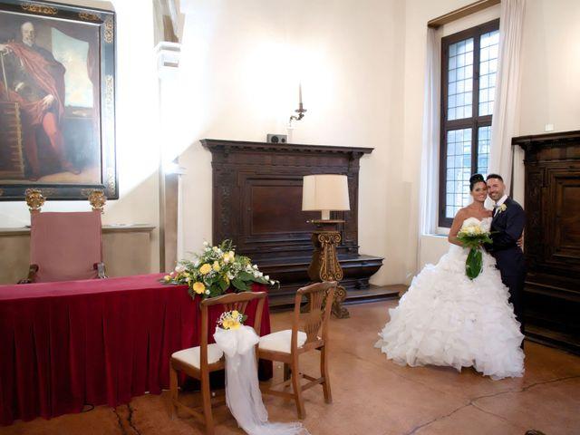 Il matrimonio di Marco e Adriana a Monselice, Padova 5
