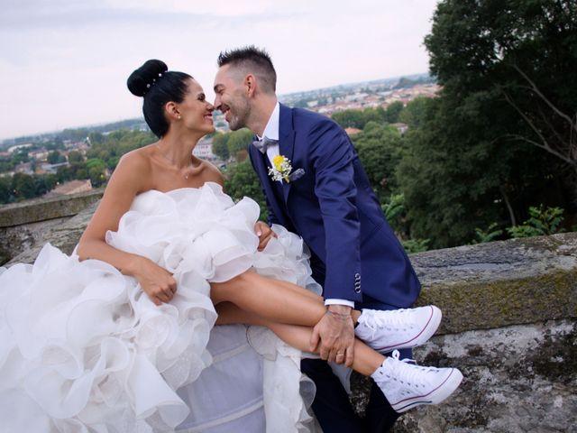 Il matrimonio di Marco e Adriana a Monselice, Padova 33