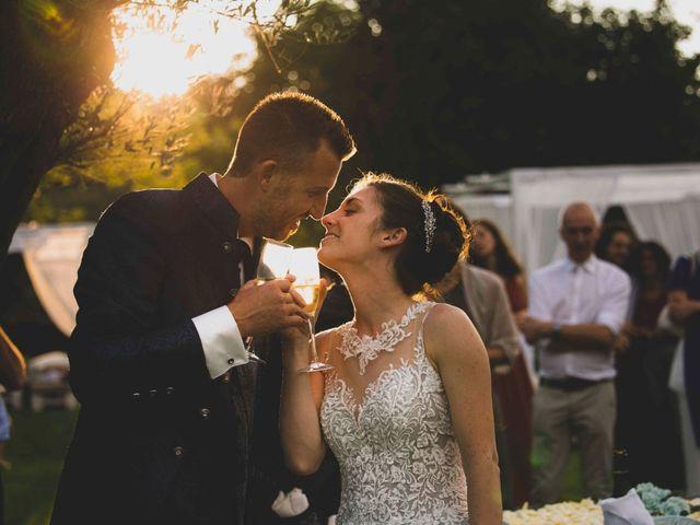 Le nozze di Elena e Davide