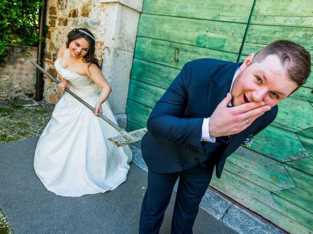 Il matrimonio di Michele e Irene a Trivignano Udinese, Udine 24