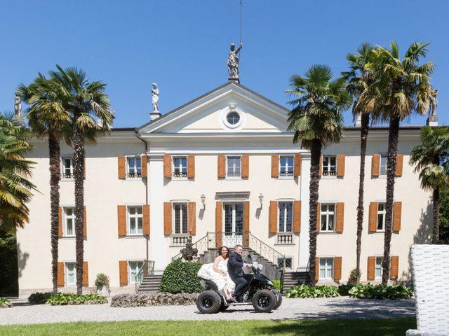 Il matrimonio di Michele e Irene a Trivignano Udinese, Udine 27