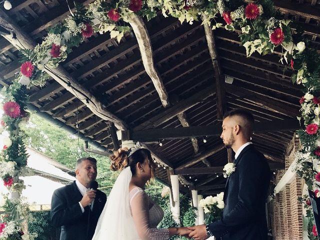 Il matrimonio di Mattia  e Silvana  a Spessa, Pavia 3