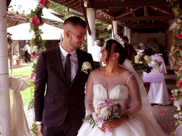 Il matrimonio di Mattia  e Silvana  a Spessa, Pavia 6