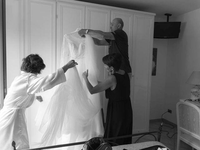 Il matrimonio di Valerio e Giulia a Arcevia, Ancona 5