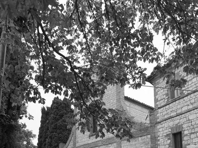 Il matrimonio di Valerio e Giulia a Arcevia, Ancona 46
