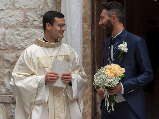 Il matrimonio di Valerio e Giulia a Arcevia, Ancona 51