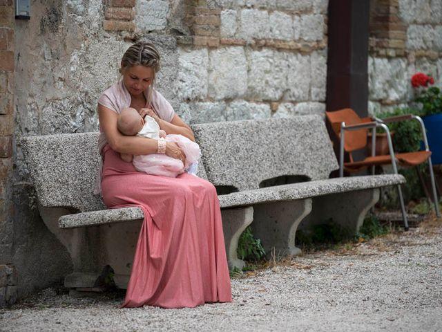 Il matrimonio di Valerio e Giulia a Arcevia, Ancona 53