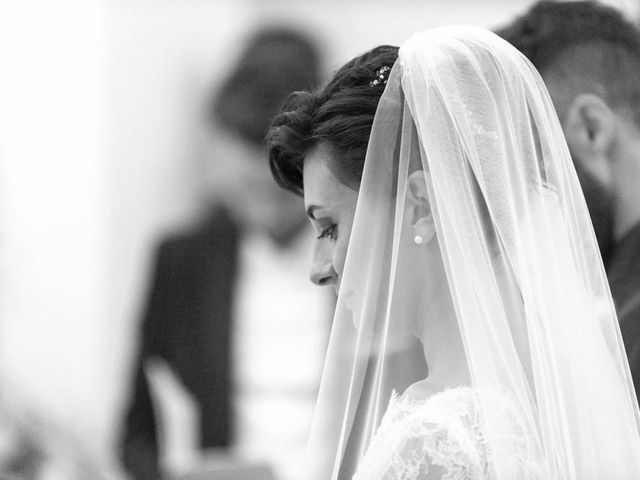 Il matrimonio di Valerio e Giulia a Arcevia, Ancona 58