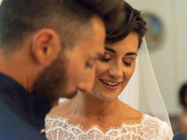 Il matrimonio di Valerio e Giulia a Arcevia, Ancona 60