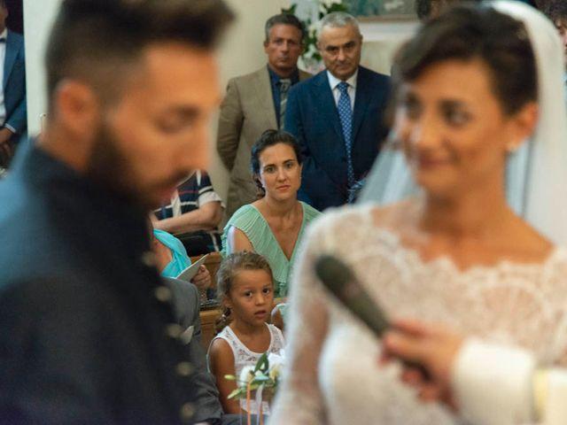 Il matrimonio di Valerio e Giulia a Arcevia, Ancona 61