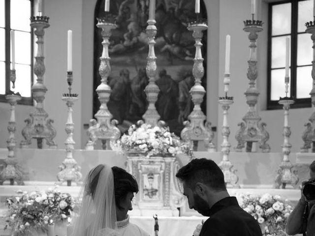 Il matrimonio di Valerio e Giulia a Arcevia, Ancona 62
