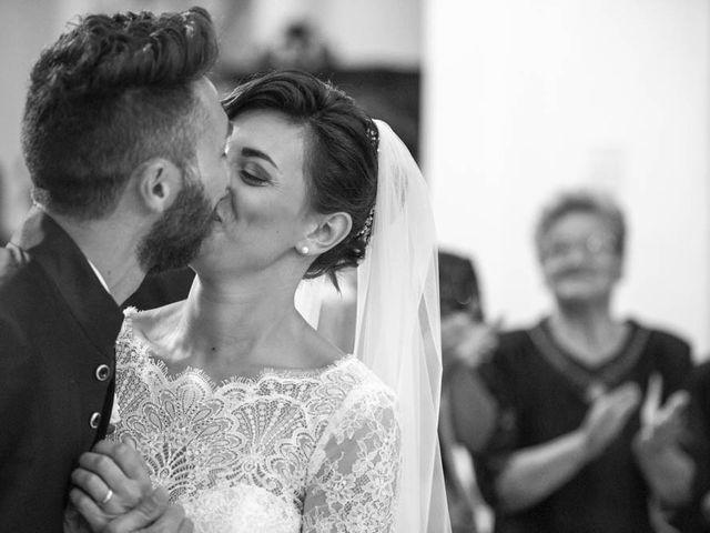 Il matrimonio di Valerio e Giulia a Arcevia, Ancona 65