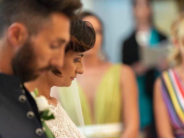 Il matrimonio di Valerio e Giulia a Arcevia, Ancona 66