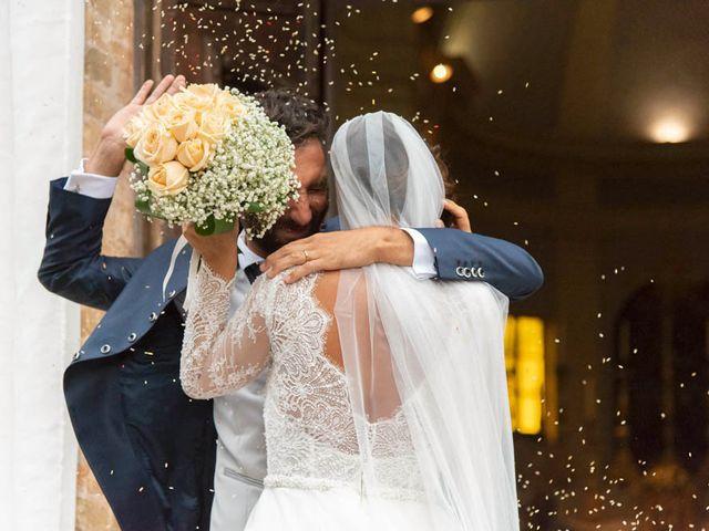 Il matrimonio di Valerio e Giulia a Arcevia, Ancona 71