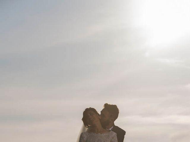 Il matrimonio di Valerio e Giulia a Arcevia, Ancona 78