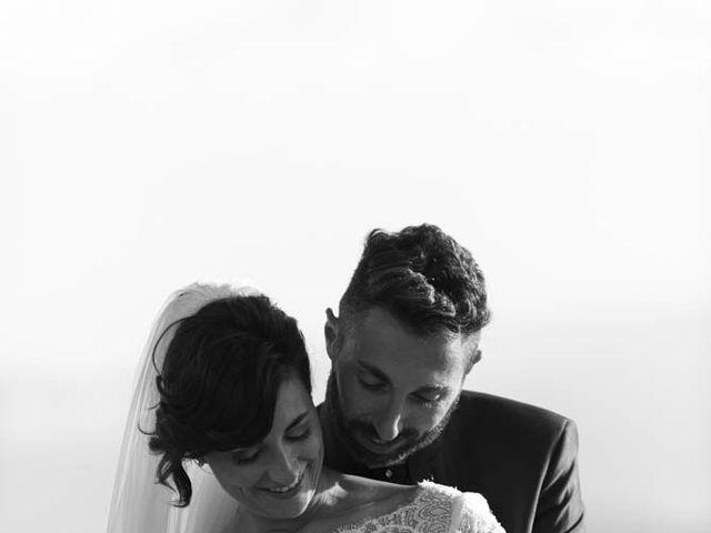 Il matrimonio di Valerio e Giulia a Arcevia, Ancona 82