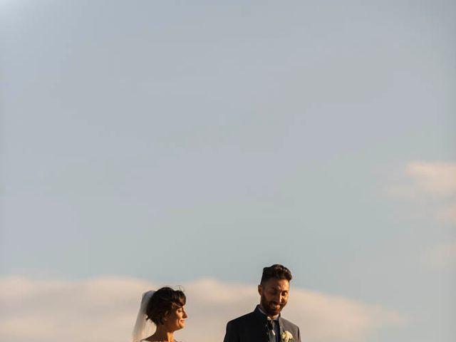 Il matrimonio di Valerio e Giulia a Arcevia, Ancona 85