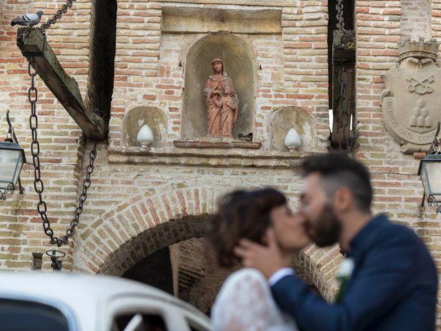 Il matrimonio di Valerio e Giulia a Arcevia, Ancona 91