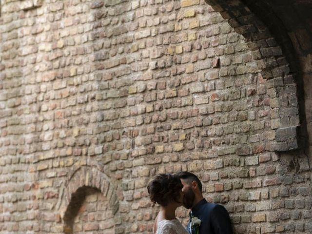 Il matrimonio di Valerio e Giulia a Arcevia, Ancona 99