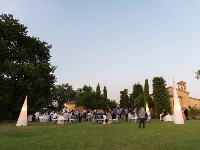 Il matrimonio di Valerio e Giulia a Arcevia, Ancona 101