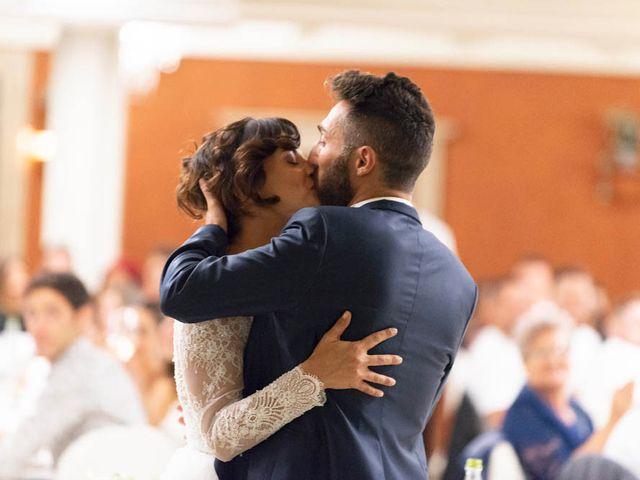 Il matrimonio di Valerio e Giulia a Arcevia, Ancona 108