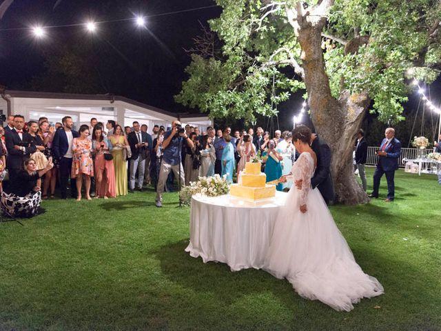 Il matrimonio di Valerio e Giulia a Arcevia, Ancona 111