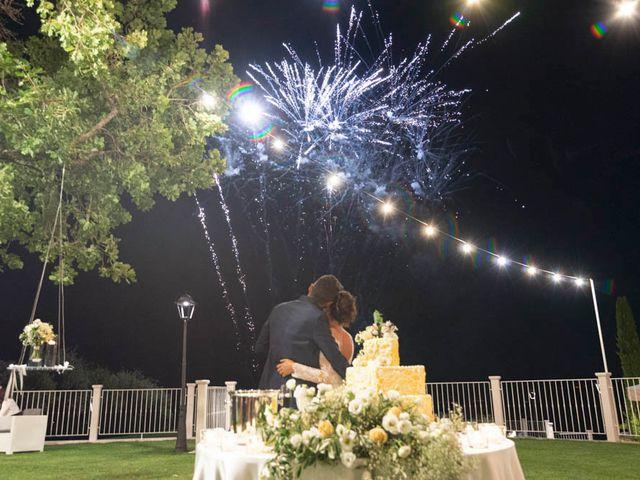 Il matrimonio di Valerio e Giulia a Arcevia, Ancona 112
