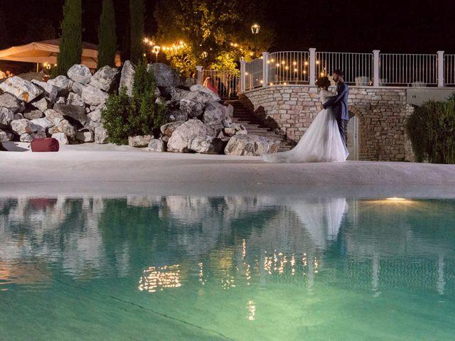 Il matrimonio di Valerio e Giulia a Arcevia, Ancona 113