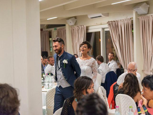 Il matrimonio di Valerio e Giulia a Arcevia, Ancona 121
