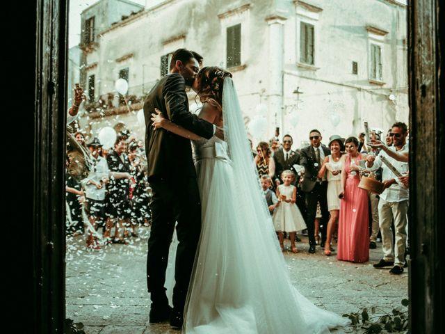 Il matrimonio di Domenico e Valentina a Otranto, Lecce 1