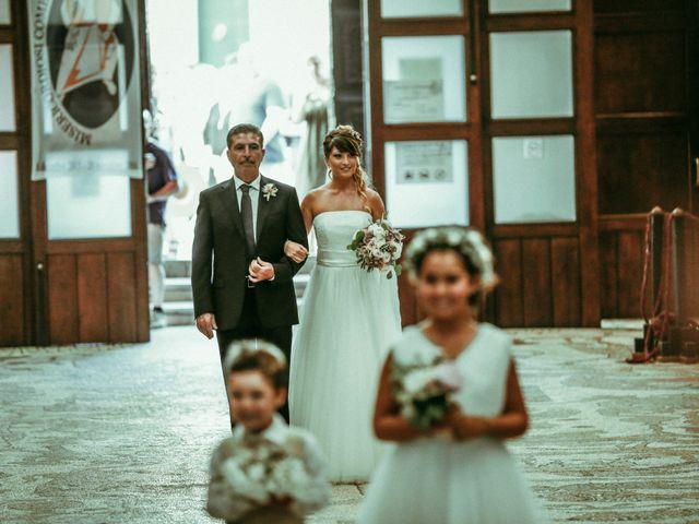 Il matrimonio di Domenico e Valentina a Otranto, Lecce 10