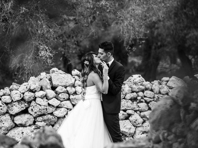 Il matrimonio di Domenico e Valentina a Otranto, Lecce 13