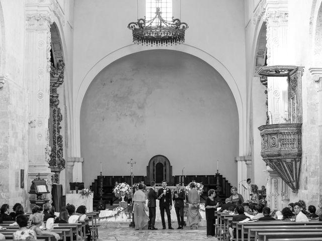 Il matrimonio di Domenico e Valentina a Otranto, Lecce 15