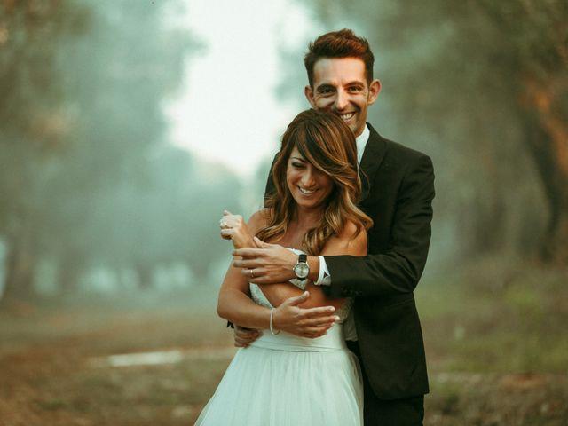 Il matrimonio di Domenico e Valentina a Otranto, Lecce 23