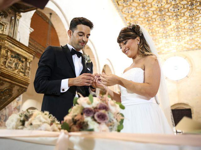 Il matrimonio di Domenico e Valentina a Otranto, Lecce 28