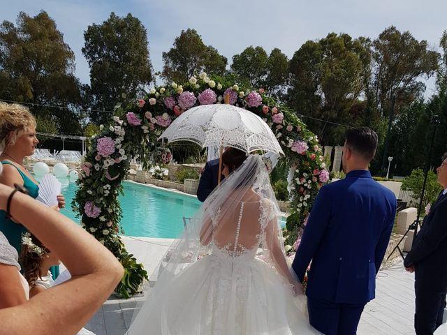 Il matrimonio di Michele  e Giada a Foggia, Foggia 33
