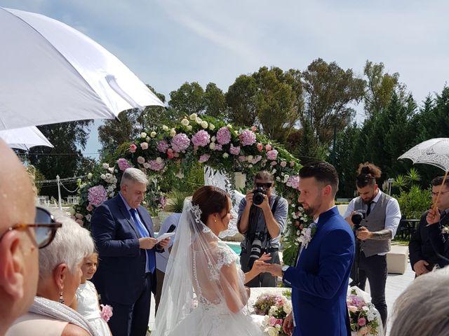 Il matrimonio di Michele  e Giada a Foggia, Foggia 34