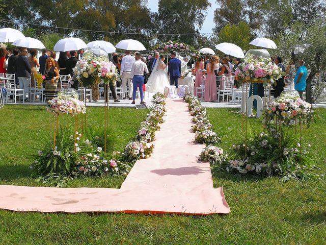 Il matrimonio di Michele  e Giada a Foggia, Foggia 55