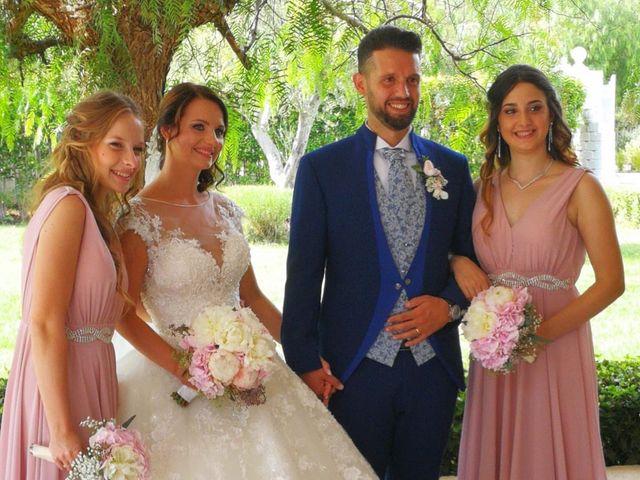 Il matrimonio di Michele  e Giada a Foggia, Foggia 56