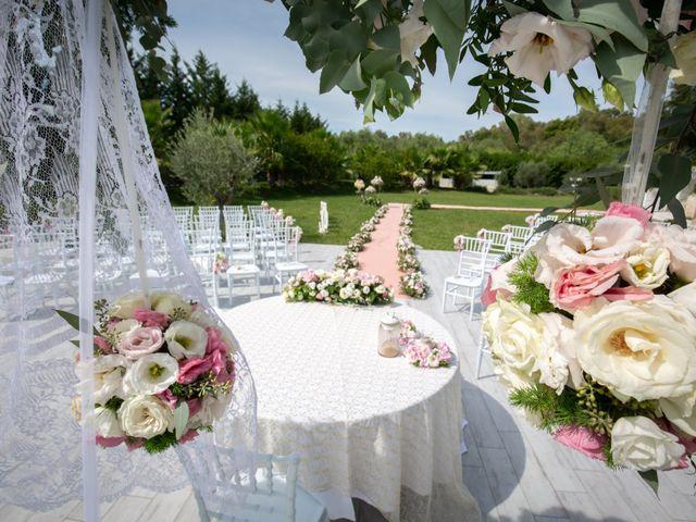 Il matrimonio di Michele  e Giada a Foggia, Foggia 74