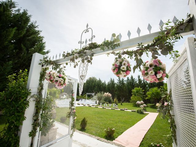 Il matrimonio di Michele  e Giada a Foggia, Foggia 75